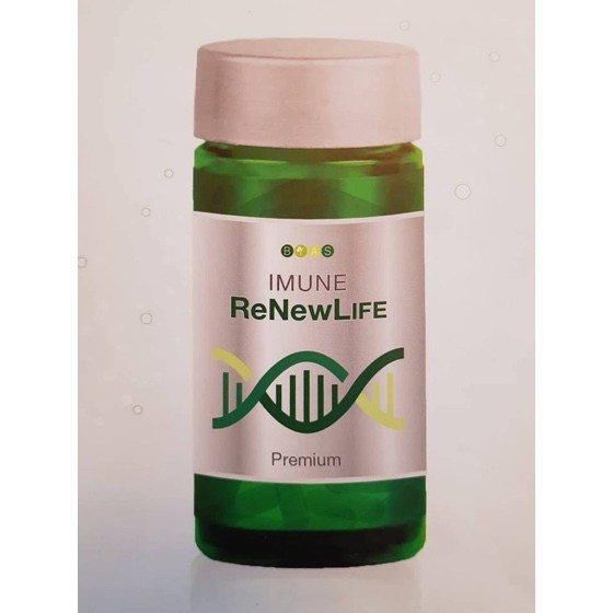 IMUNE ReNewLife do 40 let 90 kapslí